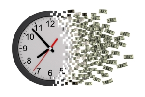 Clock of Money