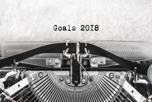 power of setting goals for 2018
