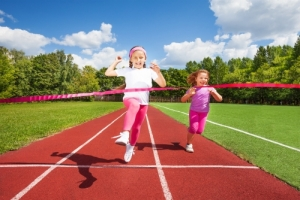 Attitude versus Ability race