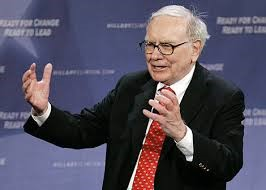 Warren Buffett fear and greed