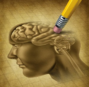 erasing the brain